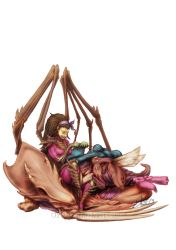 Crazy Old Zerg Lady by Oyee