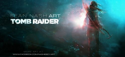 Rise Of The Tomb Raider by SeanNash