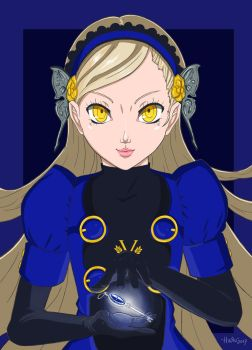 Lavenza by BeautyFoolWorld