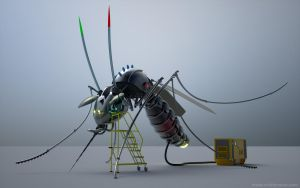 Mosquito 02 by erik-nl