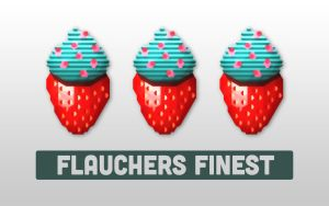 Strawberrilicious by FlauchersFinest