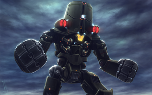 Pacific Rim - Cherno Alpha by Woodvile