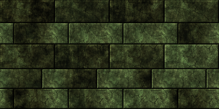 Green Bricks (Remake) by Hoover1979