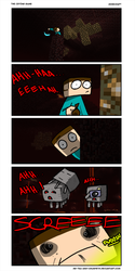 Minecraft - Ghast by Mr-Tea-and-Crumpets