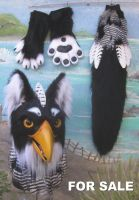 Black and White Griffin FOR SALE by LilleahWest