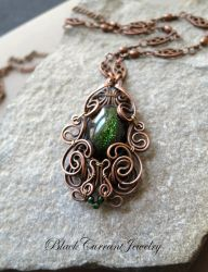 Gemstone with Many Names by blackcurrantjewelry