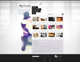e-services website by mariannizmo
