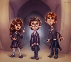 In Hogwarts A History... by silvanuszed