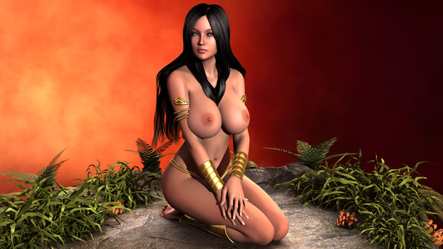 Sheyna nude 01 by rboxeur
