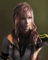 FFXIII Lightning- Stay Strong. by Narual