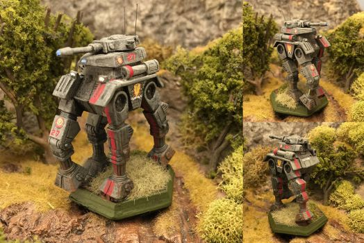 17th Avalon Hussars Goliath by Viereth