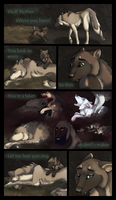Wolf - part 1 by Wildfire-Tama
