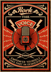 Rock The Voice by AbangZam