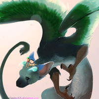 Trico and Jack by GeminyfoX