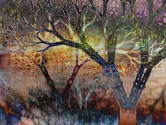 Synaptic Forests Fires by timemit