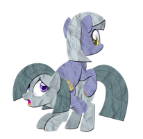 Paper Pony: Pie Sisters by IEatedAUnicorn