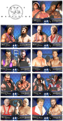 Tardis Pro Wrestling - Match Graphics by DNGRLIAM