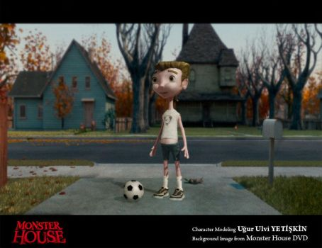 Toon Character Compositing by pixi-ugur