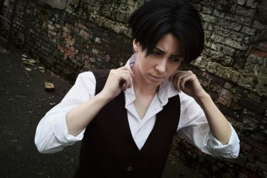 Levi Ackerman- A Choice with No Regrets by Altinu