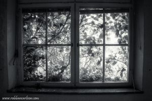 Broby Sanatorium Window by Robgrafix