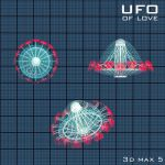 UFO of Love by phibesby