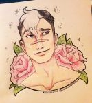 [VOLTRON] Shiro by overtherainbw