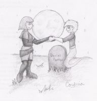 Graveside Contemplations by cordria