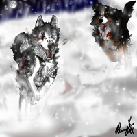 .:Race Against Time:. by Blueheart3