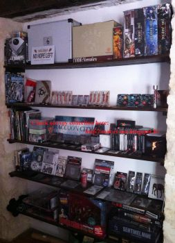 My Resident evil collection (March 2013) by matetmo