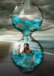 Hourglass by moiFontaine