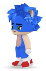 Sonic the BuddyPoke by BrazilianNut