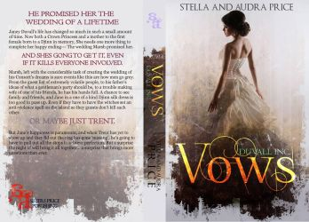 Vows wrap cover by StellaPrice
