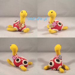 Shuckle Spring Celebration! by ChibiSilverWings