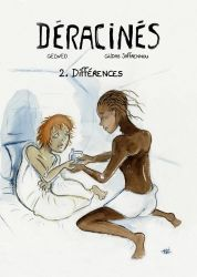 Deracines tome 2 : Differences (Couverture) by Gelweo