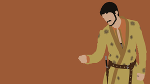 Oberyn Martell from Game of Thrones by Reverendtundra