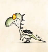 Yoshi [Macabre] by redtemplepilots