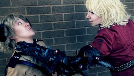 Hellsing: Caught Breathless by icequeenserenity
