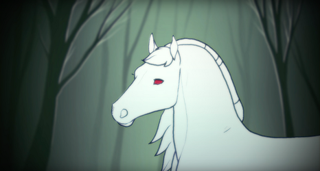 .: Kelpie - 1 min animated video in link :. by Shien-Ra
