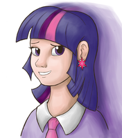 MLP: Twilight Sparkle by Vicsor-S3