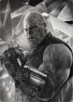Thanos by WeskerGray