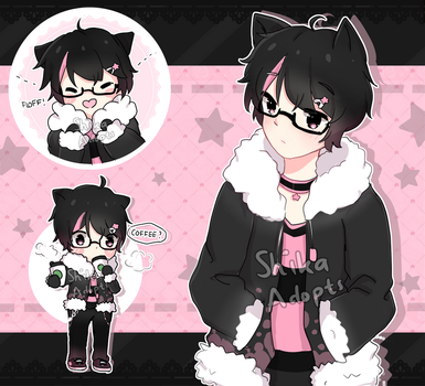 [CLOSED] SB $1 AUCTION - Sketch Adoptable by Shika-Adopts