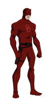 Daredevil by SpiedyFan