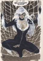 Chatte Noire by AdamHughes