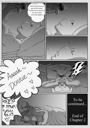 Shredder-Raph-Series: Chapter 2 Page 28 - End by Sherenelle