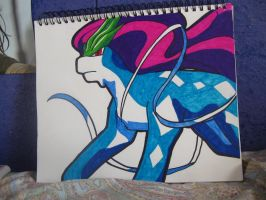 Suicune by FillMehGills