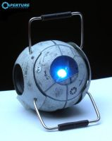 Tiny Little Wheatley by halley42