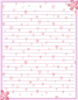 Girly Girl Stationary by MadameM