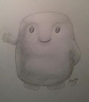 Adipose by lunejaune145