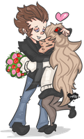 Gaiaonline - Couples 1 by ThePeten