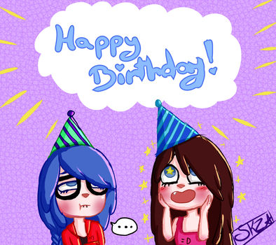 {Gift} [Happy (late) B-day!!!] by Sukzu-Chan